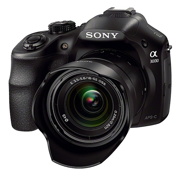 Sony A3000 Review