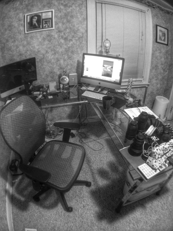Lightroom Workflow - Office