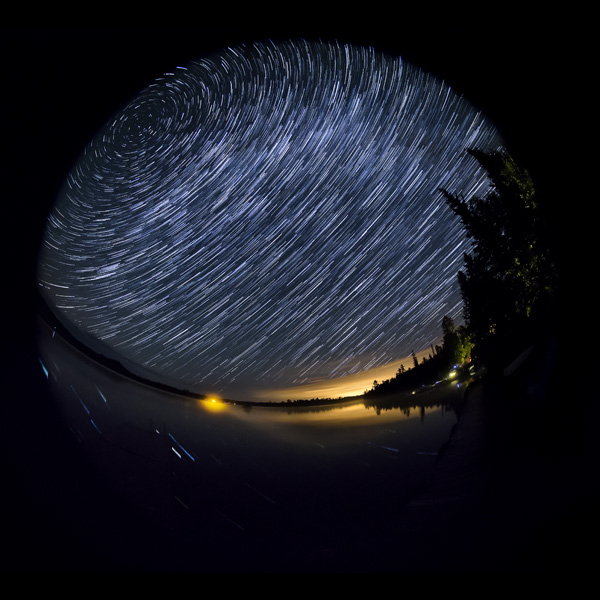 Tips for Photographing Star Trails
