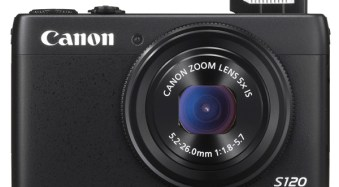 Review Canon Powershot S120 Digital Camera
