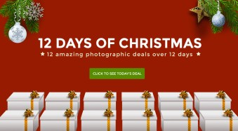 Day 2 of 12 Days of Christmas…Great Deals from James Brandon