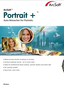 Portrait Plus from ArcSoft packs powerful facial retouching tools into a user-friendly program.