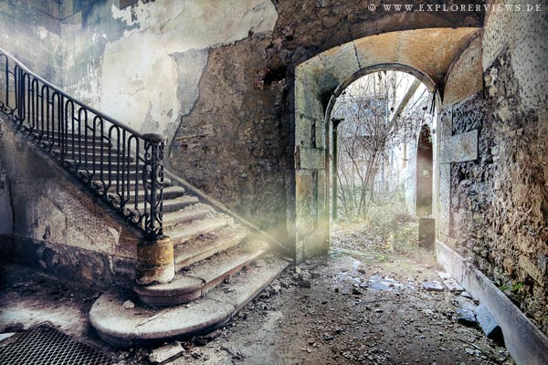 Urban Exploration Photography - Urbex