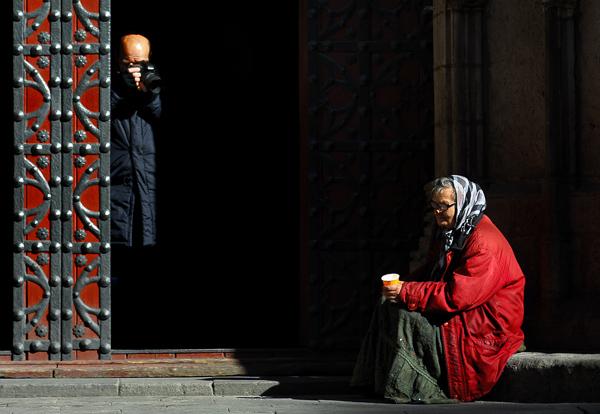 Ben Evans - Street Photography, Barcelona