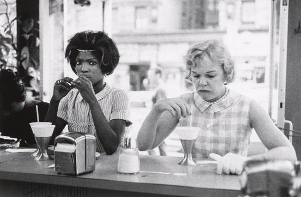 New York City, 1962.
