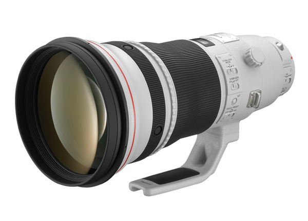 Canon 400mm lens