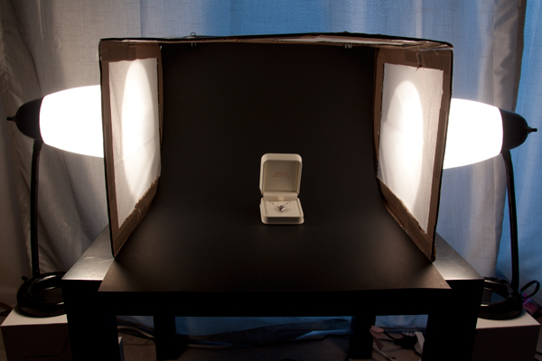 Light tent diy how to photography
