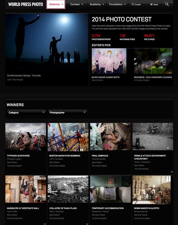World Press Photo 2014 Winners Announced