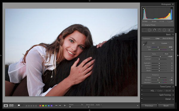 Seven Pieces of Advice for New Lightroom Users