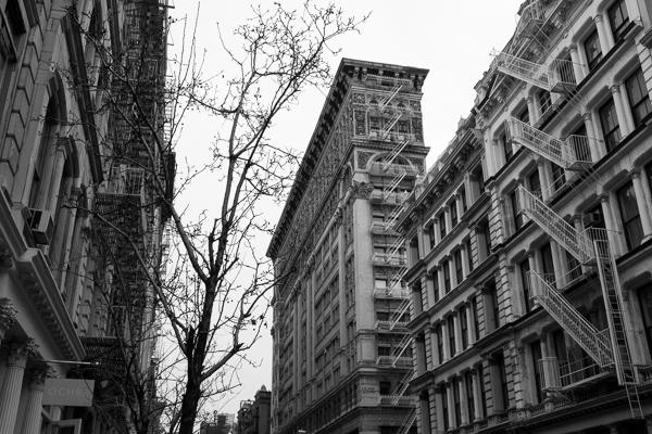 Silk Exchange Building, NYC.