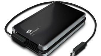 Western Digital announce My Passport Pro Thunderbolt Raid storage