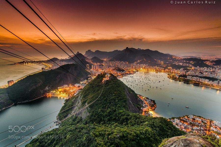 Photograph Amazing Rio by Juan Carlos Ruiz on 500px