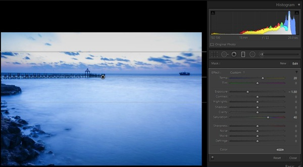 The Triangle of Color Adjustments in Lightroom