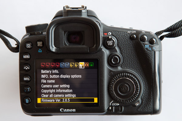 Updating your Camera's Firmware – What is it and Why it's Important