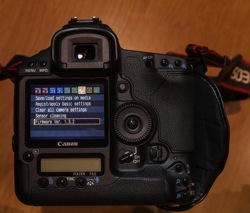 Canon 2 firmware page