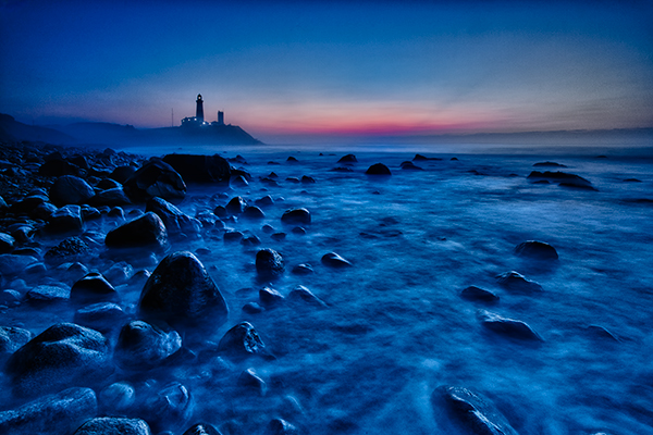 Montauk Point, NY. EOS 5D Mark II with EF 17-40 f/4L. 15 seconds at f/11, ISO 800.