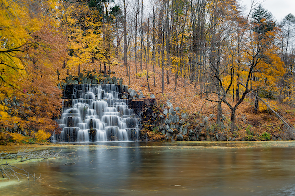 Duke waterfall