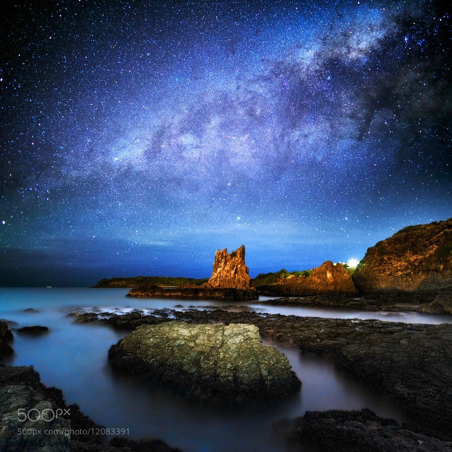 Photograph Amid Myriads of Stars by AtomicZen : ) on 500px