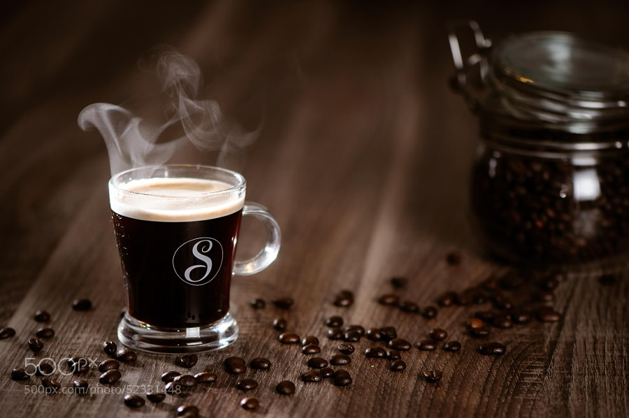 Photograph Steaming coffee by Károly Nagy on 500px