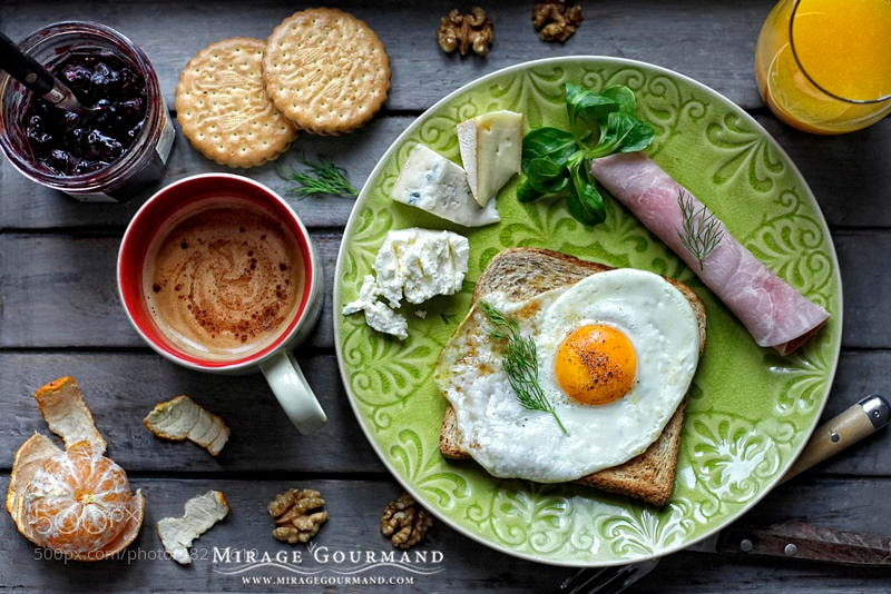 Photograph Breakfast by Mirage Gourmand on 500px