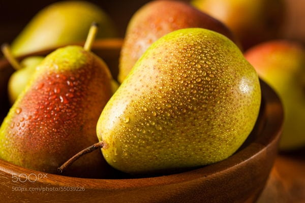 Photograph Green Organic Healthy Pears by Brent Hofacker on 500px