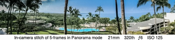 DJulian Kona pool 21mm PANO TG 850 iso125