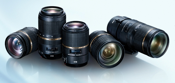 Tamron Lenses for Post Graphic - Cropped