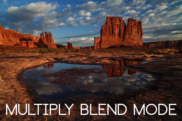 Multiply Blend Mode