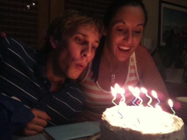 The July Birthdays