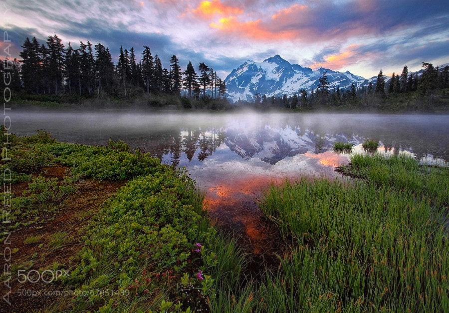 Photograph The Rise by Aaron Reed on 500px