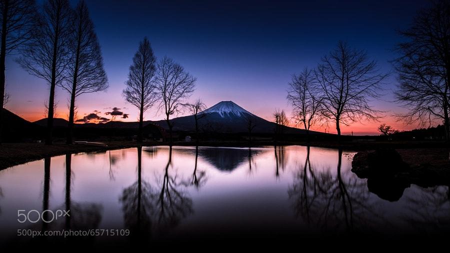 Photograph Beautiful time by Hidenobu Suzuki on 500px