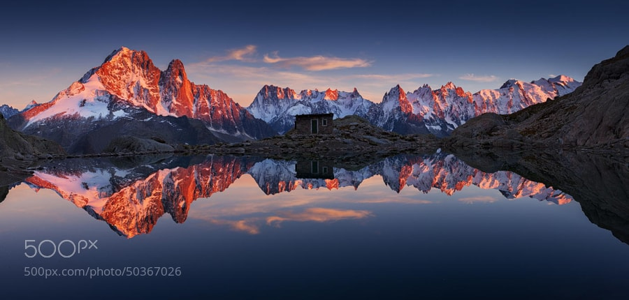 Photograph Lac Blanc by Sven Müller on 500px