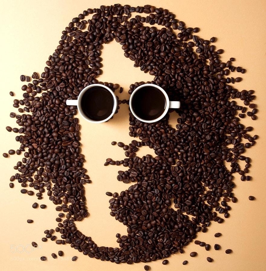 Photograph Coffee Portrait by Jatuporn Khuansuwan on 500px