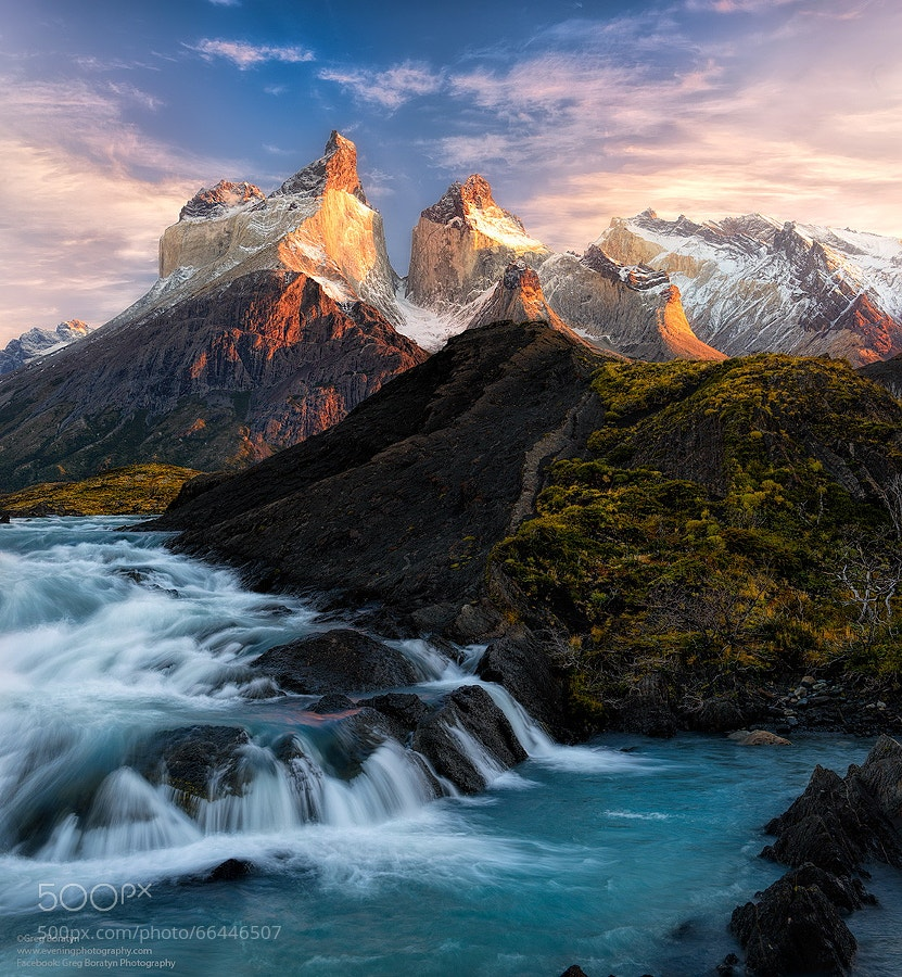 Photograph The Cascade Flow by Greg Boratyn on 500px