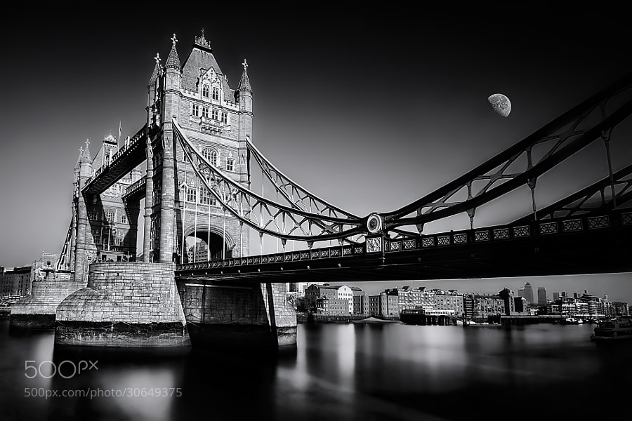 Photograph The Old Bridge by Mostafa Hamad on 500px