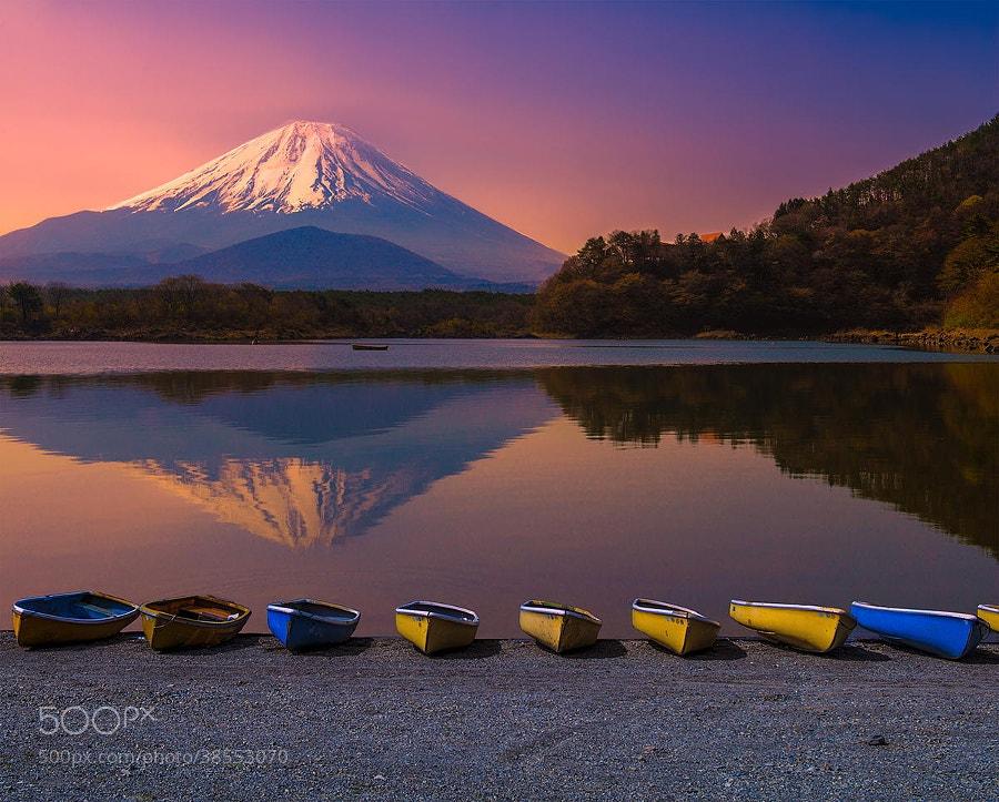 Photograph Japanese Tranquility by Natasha Pnini on 500px