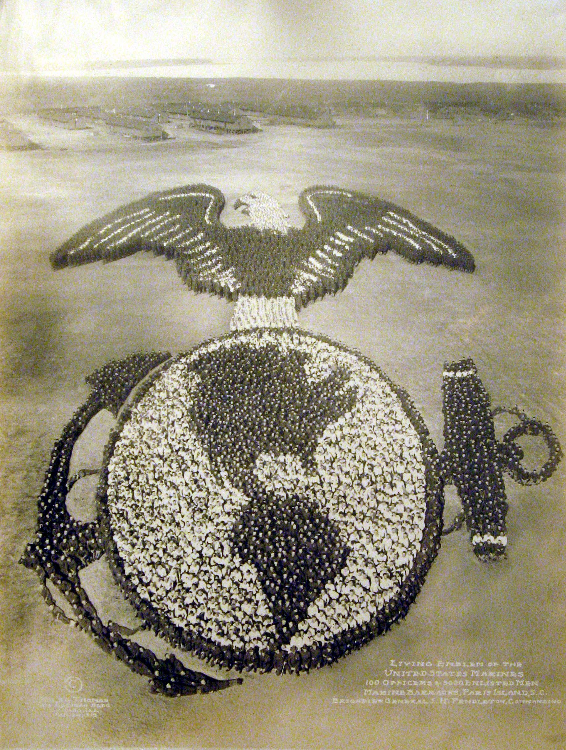 Thomas-Mole-Living_Emblem-1919-USMC