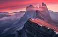 A Set of Awe Inspiring Majestic Mountain Images