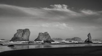 Bandon Beach, Oregon, by Anne McKinnell