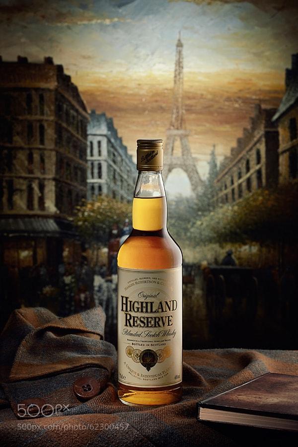 Photograph Scotch Whisky by Edward Leschinsky on 500px