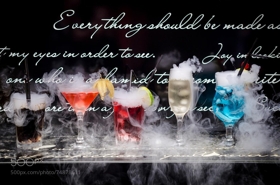 Photograph Ice cocktails by Costin Lazarescu on 500px