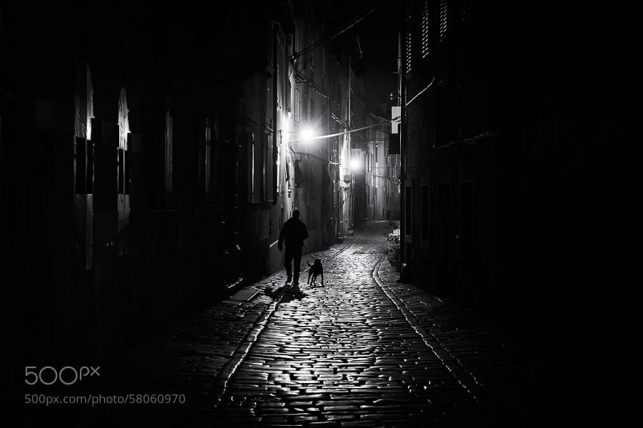 Photograph Street Noir by András Sümegi on 500px