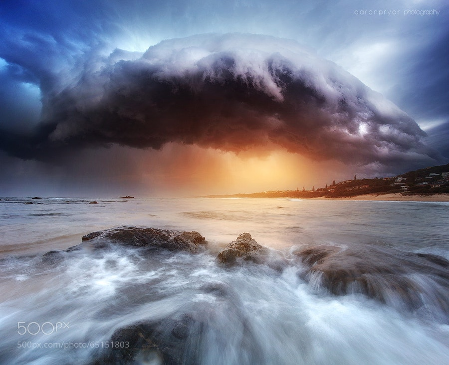 Photograph s t o r m 3 by Aaron Pryor on 500px