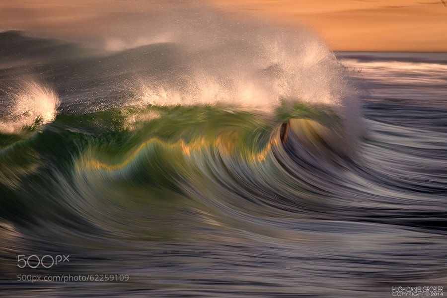 Photograph Beat of the Ocean by Hugh-Daniel Grobler on 500px