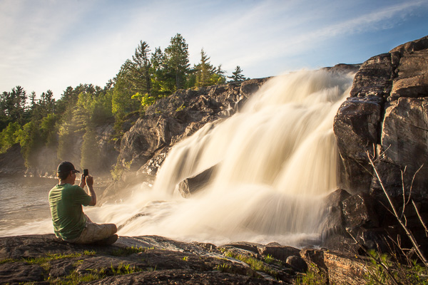 Taking your DSLR into the Backcountry Safely