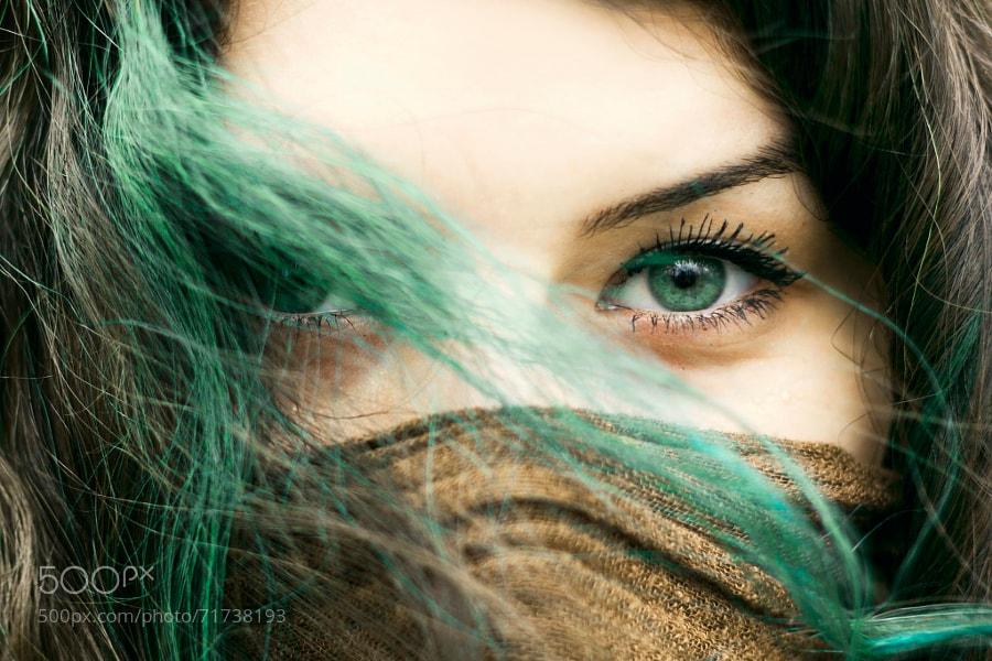 Photograph Denisa by Vladimir  Dumbrava on 500px