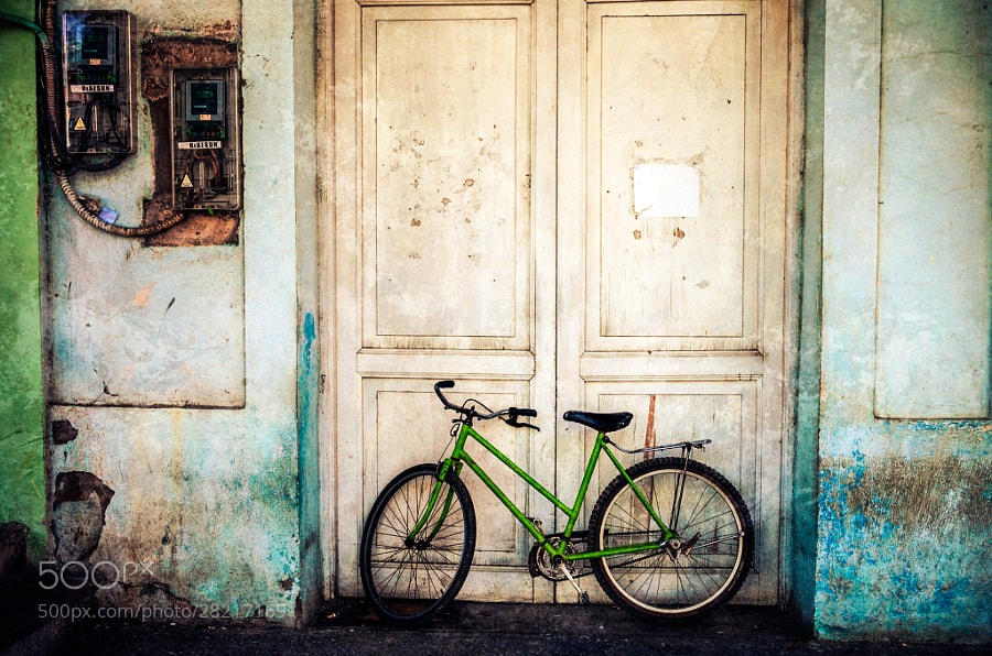 Photograph ## bicycle     by Paolo Giraudo on 500px