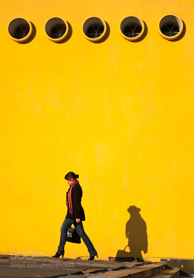 Photograph Yellow by Mariia Kudriashova on 500px