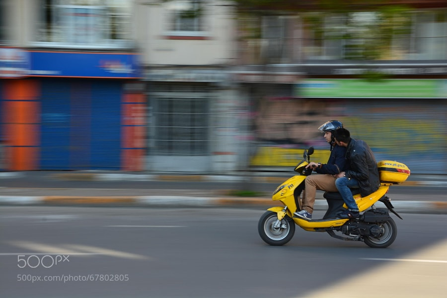 Photograph Panning.. by Selycan  on 500px
