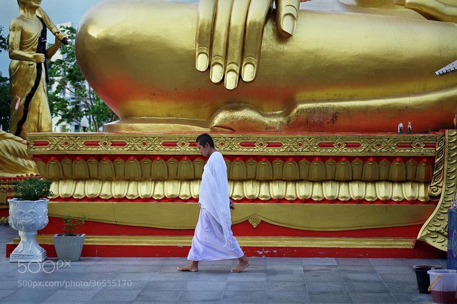 Photograph Pattaya Big Buddha by Mishel Breen on 500px